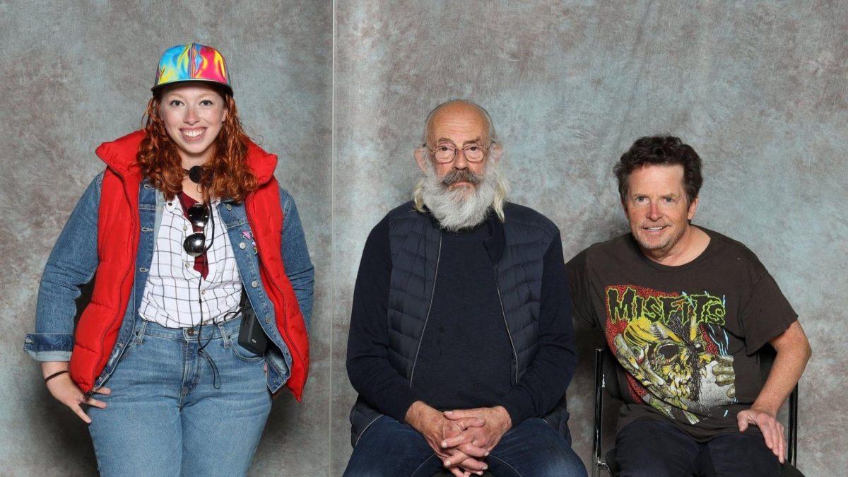 Actores de 'Volver al futuro' se reencuentran 36 años después del estreno de la saga