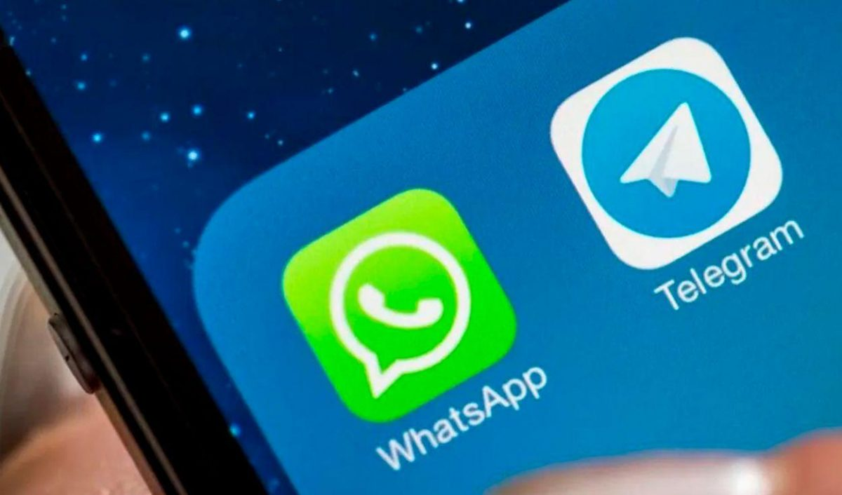 Actualización permitiría a Whatsapp transferir los chats a Telegram
