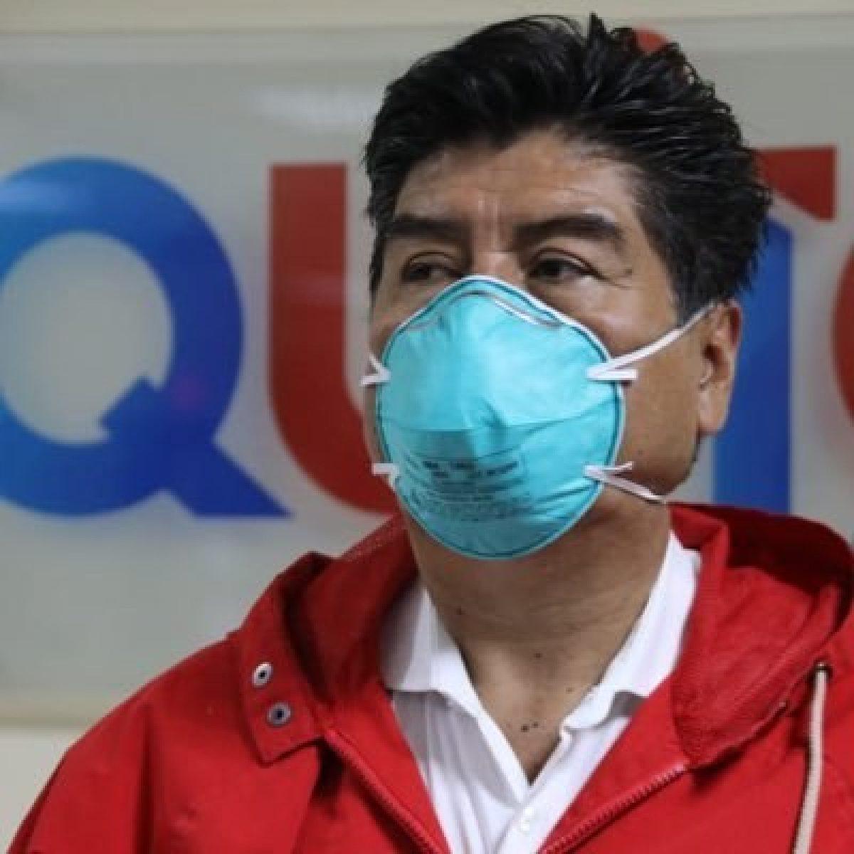 Jorge Yunda destituido de la alcaldía de Quito