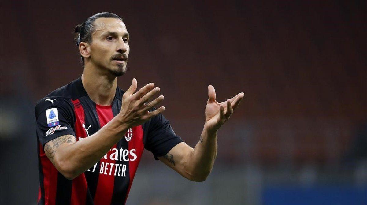 Ibrahimovic le regala una PS5 a cada uno de sus compañeros del Milan