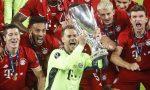 Bayern Munich derrotò al Sevilla y se coronó como campeón de la Supercopa de Europa