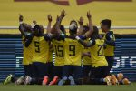 Ecuador celebra histórica goleada a Colombia en la clasificatoria sudamericana