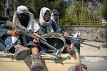 Explosión en Kabul provocada por lanzamiento de cohete