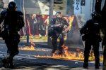Ascienden a 13 los muertos durante las protestas contra la violencia policial en Colombia