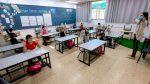 Israel admite error tras la reapertura de las escuelas