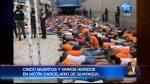Al menos cinco muertos dejó el nuevo amotinamiento en Penitenciaría de Guayaquil