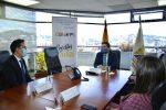 El Ministerio de Transporte y la CONAFIPS firman convenio para reactivar al sector del transporte