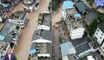 VIDEO | Fuertes tormentas dejó tres muertos y 15 mil evacuados en China