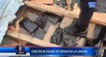 VIDEO | Descubren droga camuflada en un lancha en Santa Elena