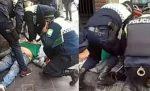 Hombre muere asfixiado durante detención policial en Argentina similar a George Floyd