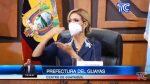 VIDEO   Susana Gonzáles asumió oficialmente la Prefectura del Guayas