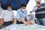 Obras de infraestructura sanitaria y lucha contra el COVID-19 en Esmeraldas serán financiadas por el Gobierno Nacional