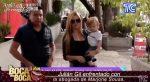 VIDEO |Abogado de Marjorie Sousa asegura que el actor no se preocupa por su hijo y que es mal padre