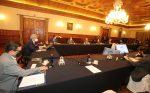 Se realizó Gabinete Ampliado con temas de salud, empleo, alimentación y dolarización en Quito y Guayaquil