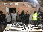 Ministra de Gobierno informó que juez calificó la legalidad de la detención y liberó de inmediato a detenidos en posesión de armas y drogas