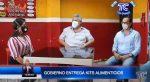 VIDEO   Presidente Lenín Moreno recorrió dos cantones del Guayas para entregar créditos y kits de alimentos