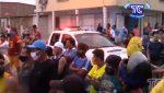 VIDEO | En Manabí, dos sujetos en motocicleta mataron a un hombre con siete disparos