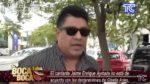 VIDEO | El cantante Jaime Enrique Aymara no está de acuerdo con las declaraciones de Gisella Arias