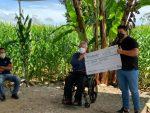 Presidente Moreno entregó a Napo títulos de tierra, créditos y firmó convenio para invertir 13,5 millones de dólares en proyectos agrícolas