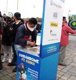 Holcim Ecuador impulsa junto a autoridades de Latacunga campaña de reactivación económica con bioseguridad