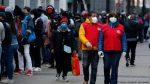 Chile inicia el 2021 con más contagiados de COVID-19 que en julio pasado