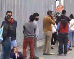 VIDEO | Se registraron aglomeraciones en las afueras de la Agencia Nacional de Tránsito en Quito