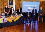 El presidente Moreno participó del Encuentro por la Economía Popular y Solidaria