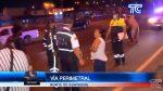 VIDEO | Choque entre motocicleta y camioneta deja un muerto y un herido