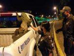 Policía Nacional rescató a un oso perezoso en Napo