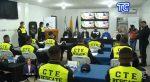 VIDEO | La CTE reanuda capacitaciones a su personal de las unidades especializadas