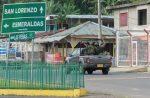 VIDEO | Continúa la búsqueda de la hermana de Enner Valencia, secuestrada hace días en San Lorenzo, Esmeraldas