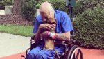 Un anciano de 86 años sufre un derrame cerebral y se salva gracias a su perro