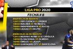 VIDEO | LigaPro: Este martes 25 inicia la fecha 8 del torneo ecuatoriano