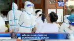VIDEO |Se registran más de 25 millones de contagios en el mundo: empiezan a surgir reinfecciones en varios países