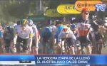 VIDEO | Richard Carapaz culminó en el puesto 71 en la 3era. Etapa del Tour de Francia