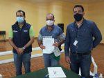 El Ministerio de Agricultura y Ganadería entrega 11 diseños gratuitos de riego parcelario a la Federación de Productores de Plátano del Ecuador