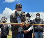 Productores de Tungurahua reciben sistemas de riego parcelario, créditos, títulos de tierras por parte del Gobierno Nacional y el Ministerio de Agricultura y Ganadería