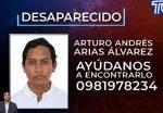 VIDEO | Servicio Social: Arturo Andrés Arias Álvarez fue reportado como desaparecido
