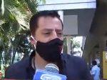 VIDEO | Miguel Zahzú, nuevo entrenador del Delfín arribó a Guayaquil