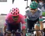 VIDEO | El colombiano Daniel Martínez ganó la etapa 13 del Tour de Francia