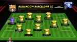 VIDEO | Barcelona y Junior de Barranquilla se enfrentan por la fecha 3 de la Copa Libertadores