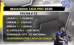 VIDEO | Resumen de la fecha 13 de la LigaPro: Emelec y Liga de Quito empataron 1x1 en el estadio George Capwell