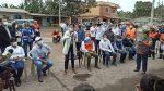 Productores afectados por la caída de ceniza reciben ayuda del Gobierno Nacional