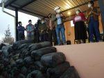Ministerio de Agricultura y Ganadería coordina entrega de banano y ensilaje a productores de Chillanes, en Bolívar