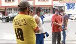 VIDEO |25 personas cobraban su sueldo y delincuentes los atracan