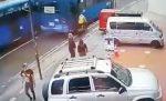 VIDEO | ¡EXCLUSIVO! Ciclista fue impactado por un bus en Quito