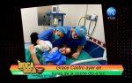 VIDEO | Las primeras imágenes del bebé de Grace Castro y Simón Mora