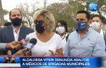 VIDEO |Guayaquil suma 6 sectores para vigilancia y control de salud: alcaldesa denuncia asaltos a médicos en brigadas municipales