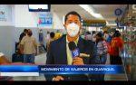 VIDEO | Así luce el Terminal Terrestre de Guayaquil esta noche