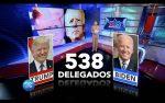 VIDEO  ¿Trump o Biden? Así está la situación en las elecciones de Estados Unidos